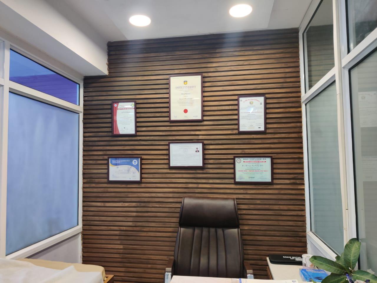 Doctor assessment room